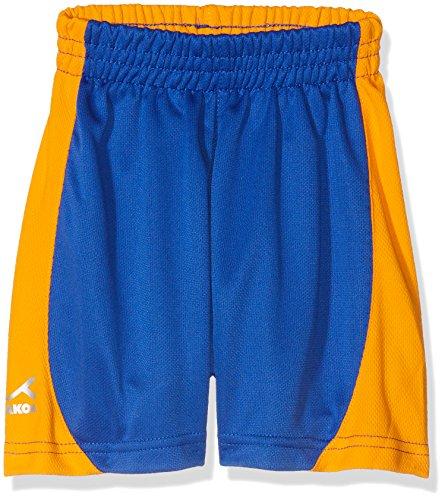 AKOA Sector Short Pantaloncini Sportivi, Blue (Royal/Amber), 5-6 Anni Bambino
