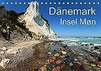 Daenemark - Insel Møn (Tischkalender 2022 DIN A5 quer): Die Insel Møn in Bildern (Monatskalender, 14 Seiten )