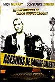 Asesinos de Sangre Caliente [DVD]