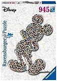 Ravensburger-Puzle Shaped Mickey, Color Amarillo (16099)
