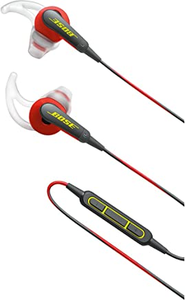 Auriculares Bose soundsport dentro de oídodispositivos de Apple carbón