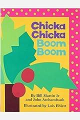 Chicka Chicka Boom Boom (Paperback Book) by Bill Martin, Jr. Mass Market Paperback