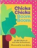 Chicka Chicka Boom Boom (Paperback Book) by Bill Martin, Jr.