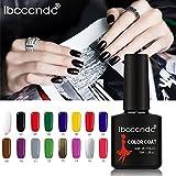 Maquillaje POR ESAILQ 16 color de esmalte de uñas en gel semi-permanente barato H