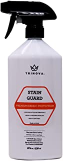 TriNova Non-Aerosol Stain Guard - Fabric Protection Spray for Upholstery, Carpet, Rugs and More to protect from liquid sta...