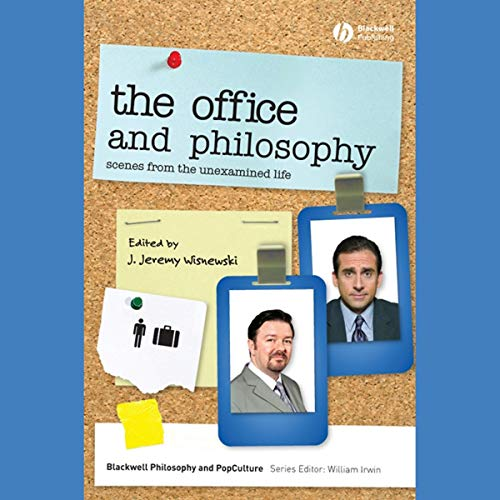 The Office and Philosophy cover art