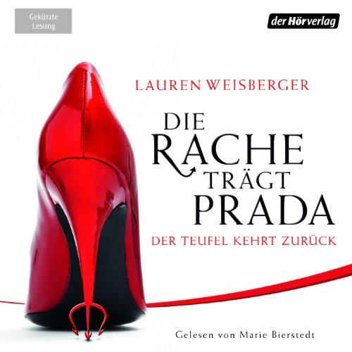 Die Rache trägt Prada audiobook cover art