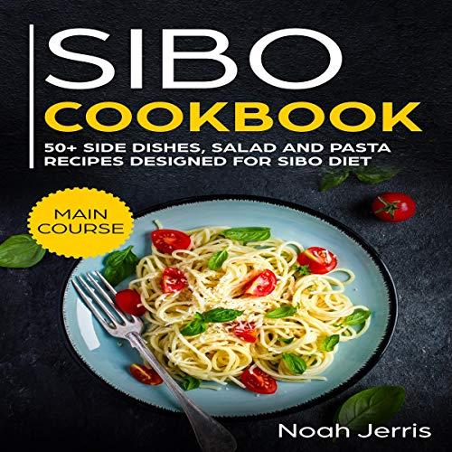 SIBO Cookbook audiobook cover art