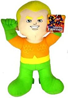 14in Aquaman Plush - Justice League Superhero Stuffed Toys