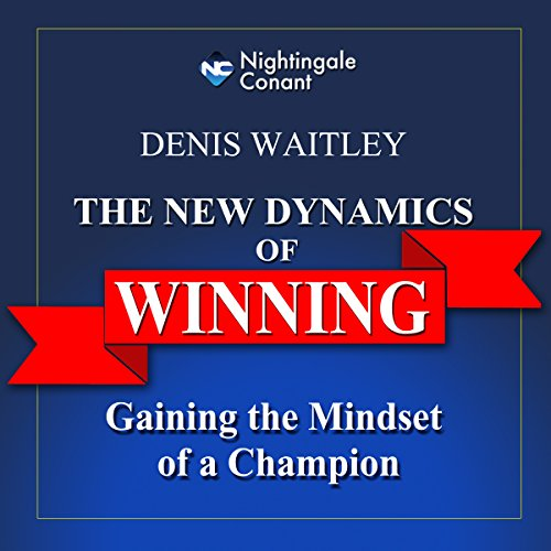 The New Dynamics of Winning audiobook cover art