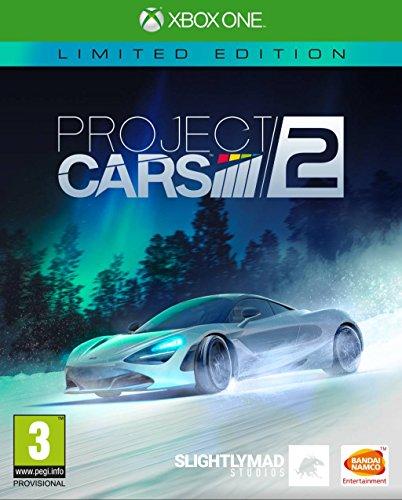 Project Cars 2 - Edición Limitada
