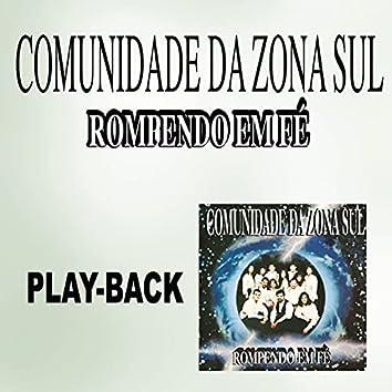 Rompendo Em Fé (Playback)