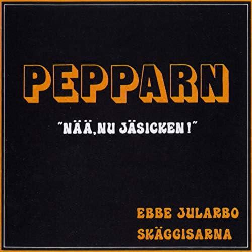 Pepparn feat. Petter Logård, Lars Andersson, Kjell Wigren, Thore Härdelin & Ebbe Jularbo