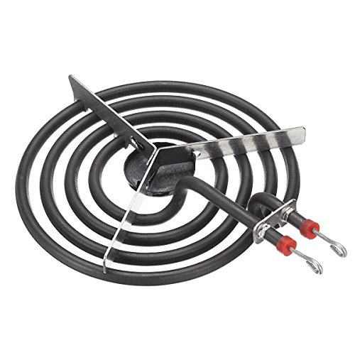 ANTOBLE 6' Coil Electric Range Burner Element for Whirlpool, Maytag MP15YA 660532, Frigidaire 316439801