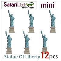 サファリ社ミニフィギュア 349522 自由の女神 12個セット