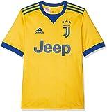 adidas Kinder Juventus Auswärtstrikot Juventus Turin Auswärtstrikot Replica, ORO/Dorfue/Reauni, 164, AZ8690