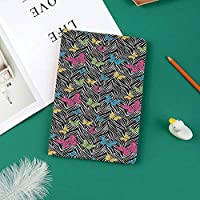 おしゃれな新しい ipad pro 11 2018 ケース スリムフィット シンプル 高級品質 手帳型 スエード柔らかな内側 スタンド機能 保護ケース オートスリープ 装飾的なジャングルの花アート装飾的なシマウマの抽象的な印刷夏のカラフルな蝶