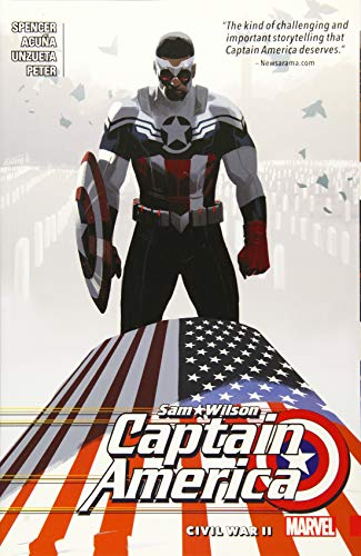 Captain America: Sam Wilson Vol. 3: Civil War Ii