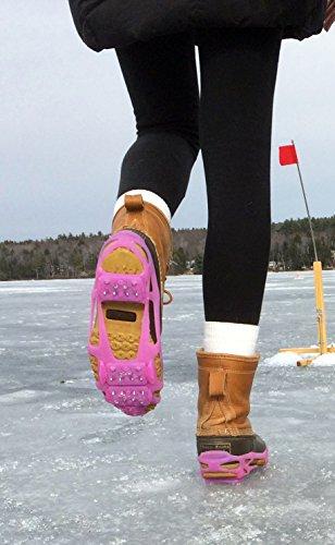STABILICERS Walk - Tacos de tracción para Caminar sobre Nieve y Hielo (1 par) 1