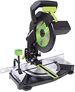Evolution noi/verde Fury cms Sega troncatrice multimateriaux 210 mm