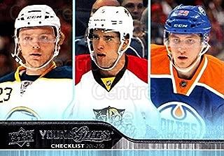 2014 15 upper deck hockey checklist