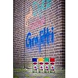 Graffiti Kreide-Spray : Grün
