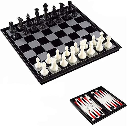 Schach-Sets aus Holz Schachbrett Set Schach-Set for Kinder Schachspiel Schachspiel aus Holz Schachbrett Kindern Schachspiel Reisen Schach Schach zcaqtajro