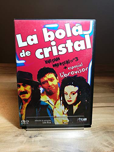 La Bola de Cristal Edicion Especial 3 + especial librovisor [DVD]