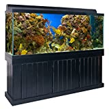 AQUEON All Glass Aquarium AAG51172 Pine Cabinet, 72x18-Inch