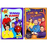 The Wiggles Double Feature: Yummy Yummy / Wiggly Halloween DVD Set