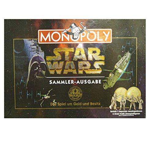 Parker Star Wars Monopoly Sammler-Ausgabe