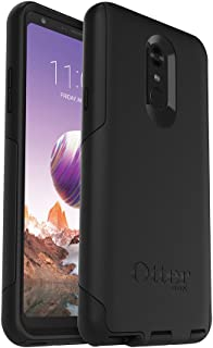 OtterBox Commuter Series Case for LG Stylo 4 - Retail Packaging - Black
