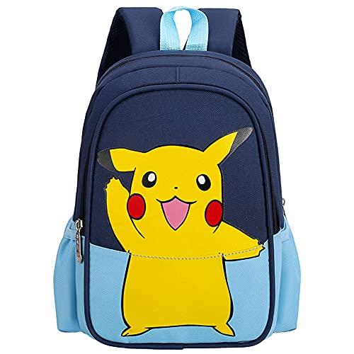 Pikachu Kids Mochila  Hilloly de Viaje  Pokemon
