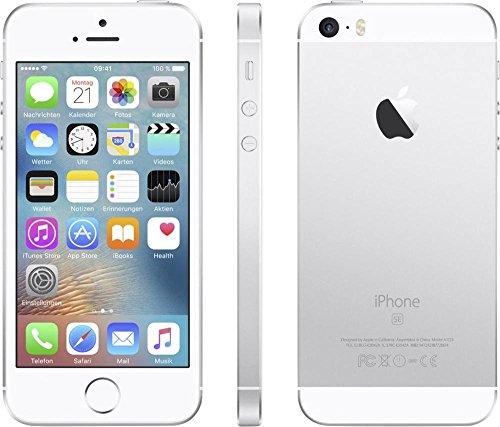 Apple iPhone SE 16GB Verizon Silver - Like New