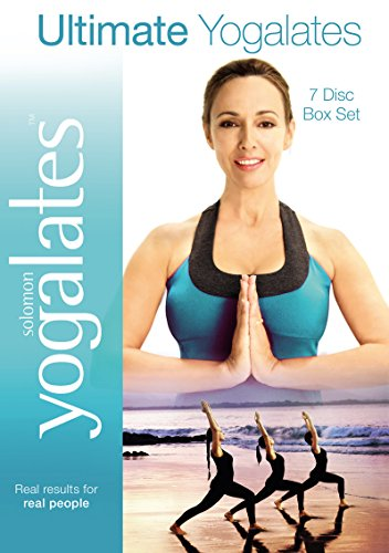 Yogalates 1-7 [Reino Unido] [DVD]