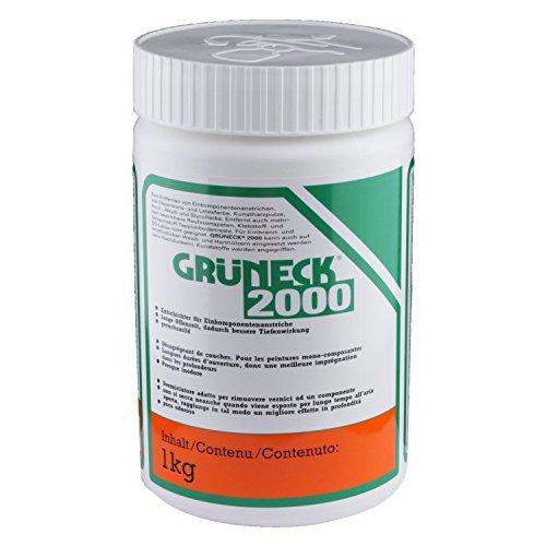 Grüneck Entschichter 2000 Abbeizer (1 kg)