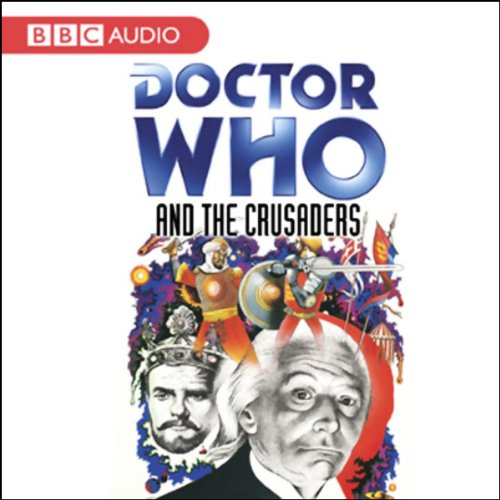 『Doctor Who and the Crusaders』のカバーアート