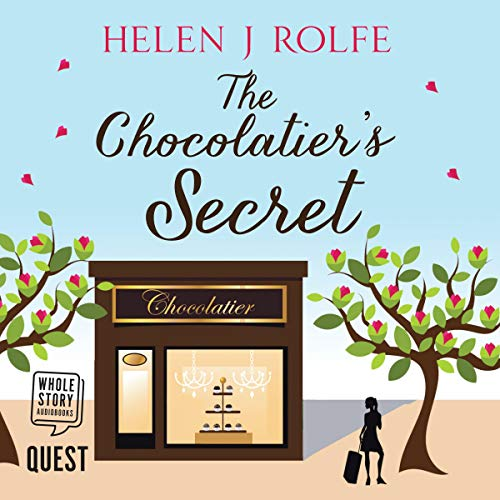 The Chocolatier's Secret audiobook cover art