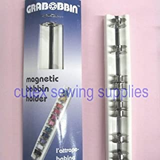 GRABOBBIN Magnetic Bobbin Holder For Steel Bobbins