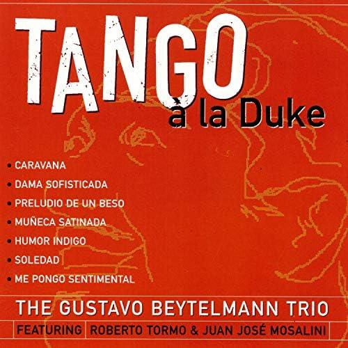 The Gustavo Beytelmann Trio feat. Roberto Tormo & Juan José Mosalini