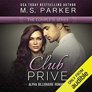 Club Prive Complete Series Box Set cover art