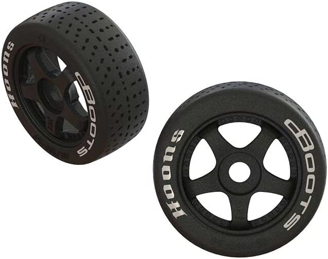 ARAAR55006 Our shop OFFers the best Limited time sale service 1 7 dBoots Hoons 100 Tires Pre-Mounted Front Belted
