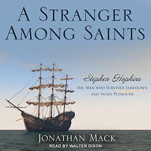A Stranger Among Saints cover art