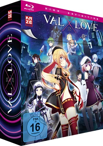 Val x Love - Blu-ray Vol. 1 + Sammelschuber (Limited Edition)