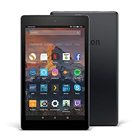 Amazon Fire HD Outdoor Tablet Test