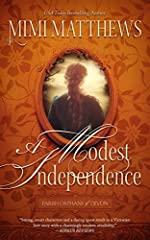 A Modest Independence (Parish Orphans of Devon Book 2)