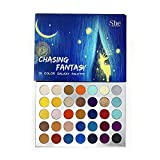 She Makeup Chasing Fantasy 35 Color Galaxy Palette