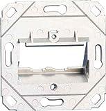 Metz Connect Anschlussdose E-DAT 1309151200-E modul 8/8(8) UP0 E-DATmodul Kommunikationsanschlussdose Kupfer 4250184106012 (3 Stück Anschlussdose)
