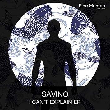 I Can't Explain EP
