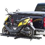 Rage Powersports Black Widow MX-600X Steel Motorcycle...
